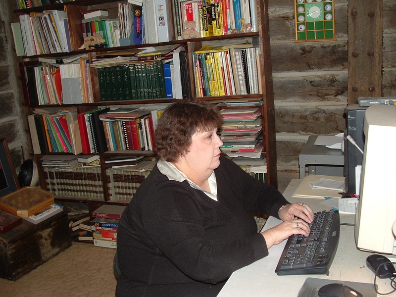 Working at home, 2009